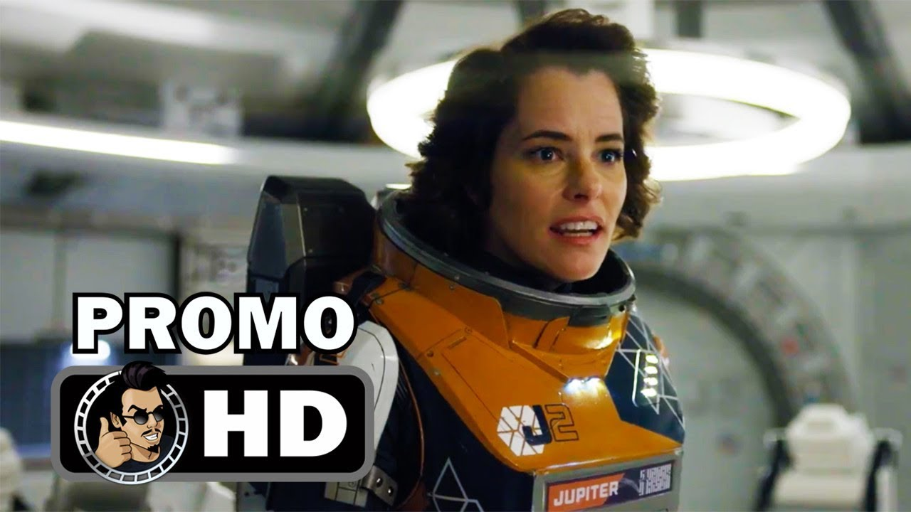 Lost In Space Official Promo Trailer Meet Dr Smith Hd Parker