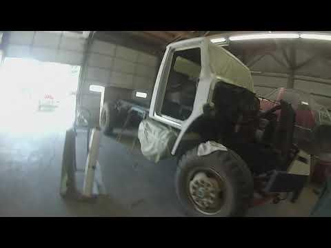 new 4x4 wrecker build