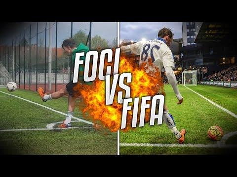 FOOTBALL vs FIFA! - PENALTY EDITION