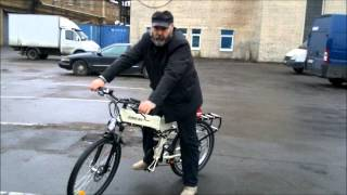 Гибрид ДВС+ Электромотор