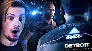 Download lagu WHEN ANDROIDS GO DEVIANT Detroit Become Human MP3