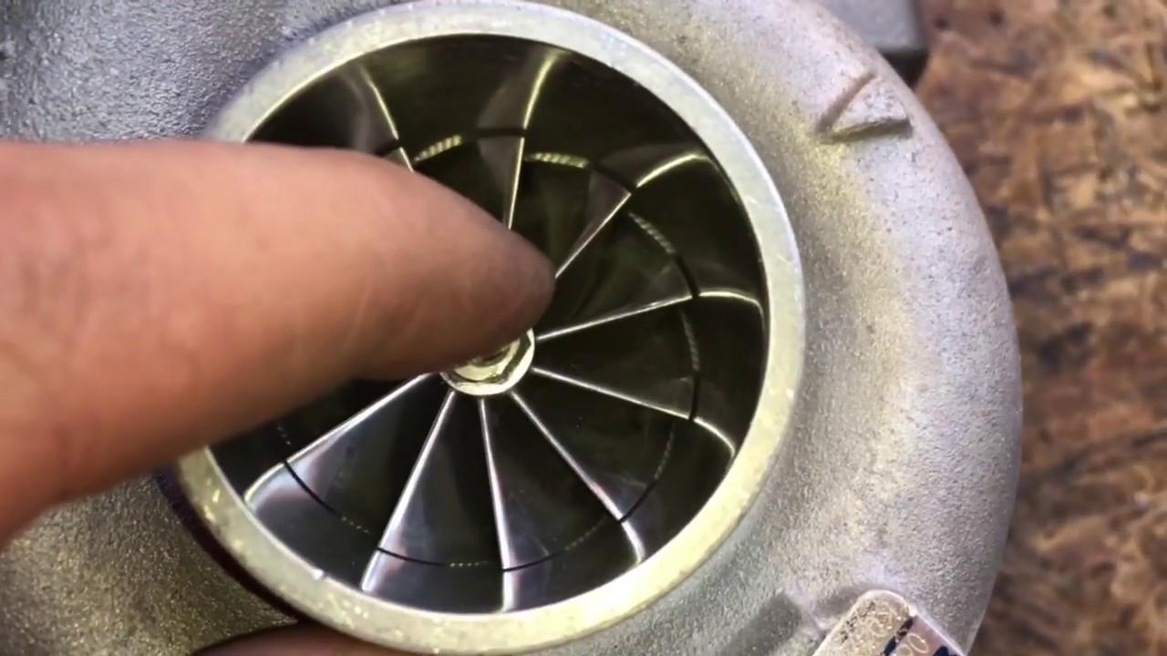 Audi TT Ko4 Turbo Upgrade