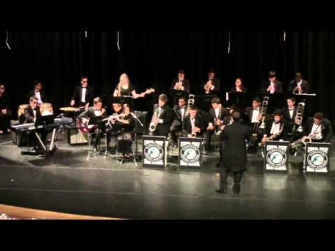 2012-12-12 Coral Reef Jazz Band - Winter Concert - Besame Mucho music