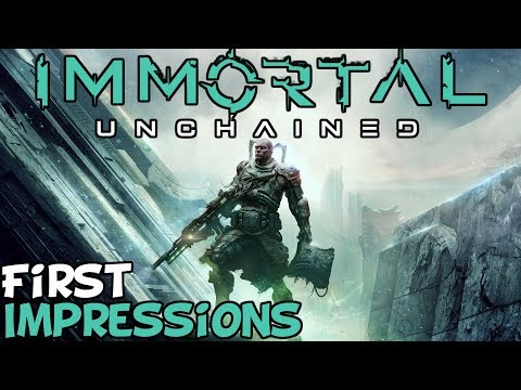 Immortal: Unchained First Impressions