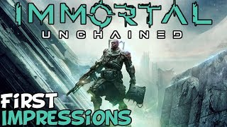 "Immortal: Unchained First Impressions ""Is It Worth Playing?"""
