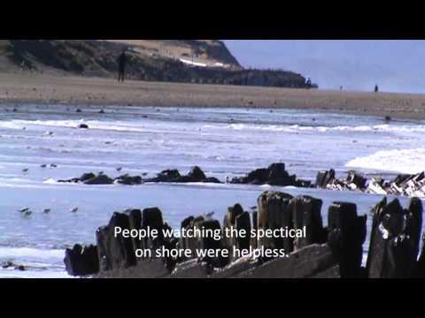 The King Phillip Shipwreck