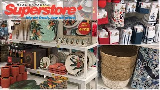 Come with me to Superstore | Patio Decor and Home Decor