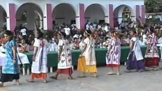 cultural de secundarias zona 11 La Ollaga, Oaxaca 2012.