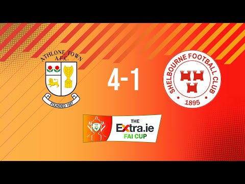 Athlone Shelbourne United Goals And Highlights