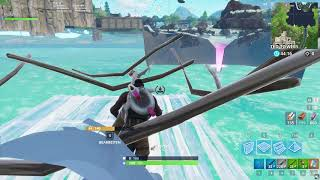 FORTNITE under the Map Glitch Season 6