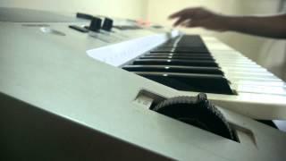 Oru Paarvaiyil - Siva Manasula Sakthi (Piano cover)
