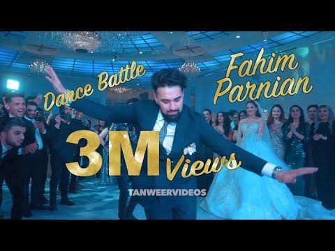 Afghan wedding dance battle Fahim Tanweer & Parnian (Aria Band Show) Tanweer Videos