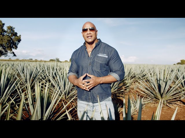 """Introducing Teremana Tequila - """"The Land"""""""