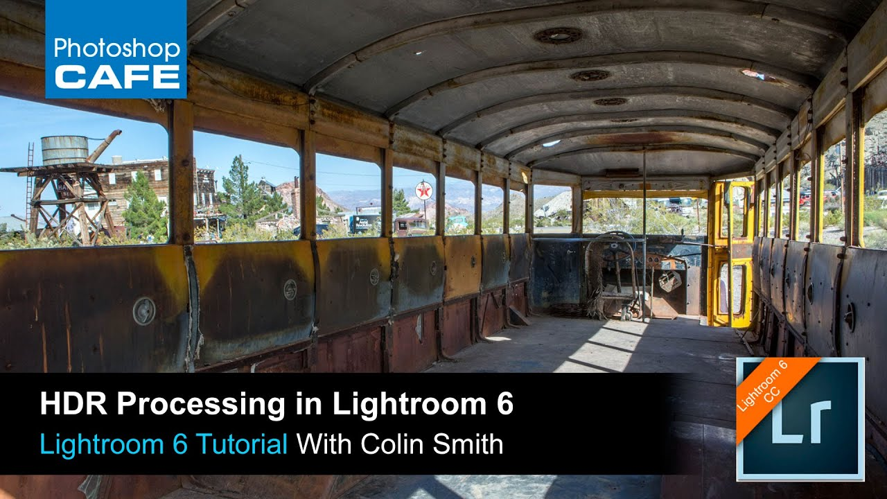 HDR in Lightroom CC tutorial how Lightroom CC does High