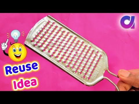 Best out of waste DIY Project ideas using old kitchen utensil   Artkala 427