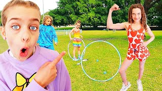 OUTDOOR PARK GAMES Challenge By The Norris Nuts