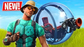 NEW FORTNITE UPDATE!! // Pro Fortnite Player // 2050 Wins (Fortnite Battle Royale Gameplay)
