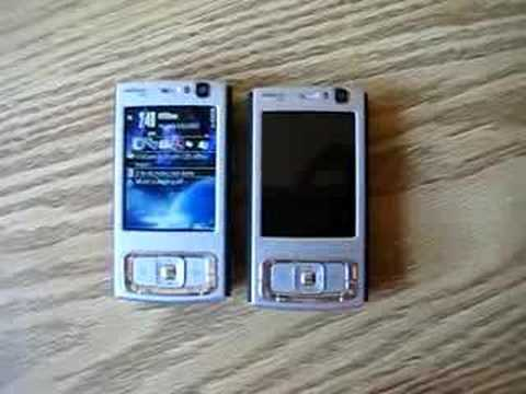Times N95 Nokia N95-3 Vs Load