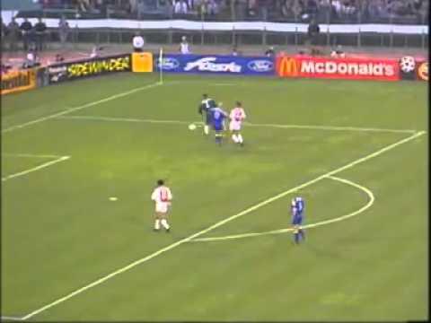 Fabrizio Ravanelli   amazing goal