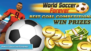 World Soccer Forever: Top 5 Best Goals