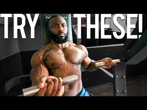 5 Chest Exercises You're Not Doing!!!   Gabriel Sey