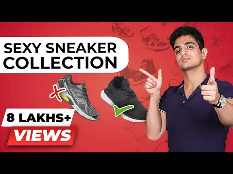India Ki BEST Sneaker Collection - Indian Men's Casual Shoes Guide | BeerBiceps Hindi Fashion