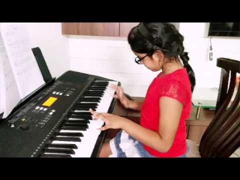 Prarthana Performing - Lightly row
