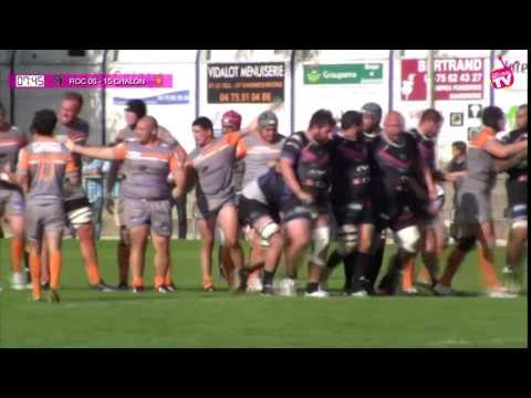 Rugby Fédérale 1 ROC vs ASRC