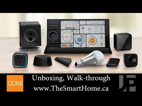 Oomi Z-Wave Home Automation Hub: Unboxing, Walk-through