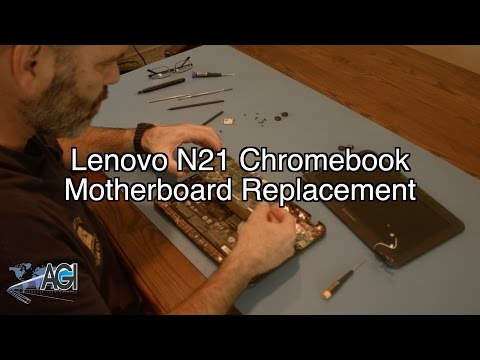 Repeat Lenovo N22 Chromebook Motherboard Replacement by