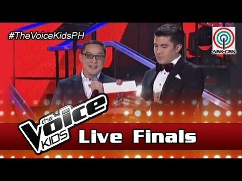 The Voice Kids Philippines Season 3 Grand Champion: Joshua Oliveros