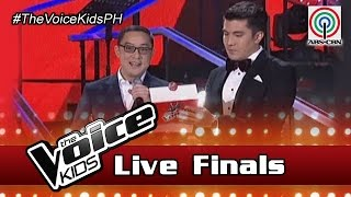 The Voice Kids Philippines Season 3 Grand Champion: Joshua Oliveros