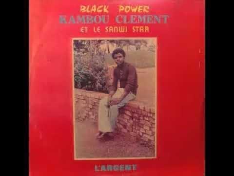 Kambou Clement Et Le Sanwi Star – L'Argent 70s IVORY COAST Highlife Folk Soukous Music Album Afrika