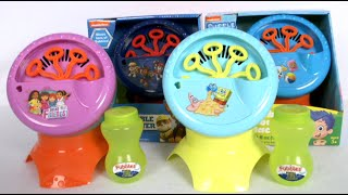 Nickelodeon Bubble Blowing Machines from Little Kids, Inc.