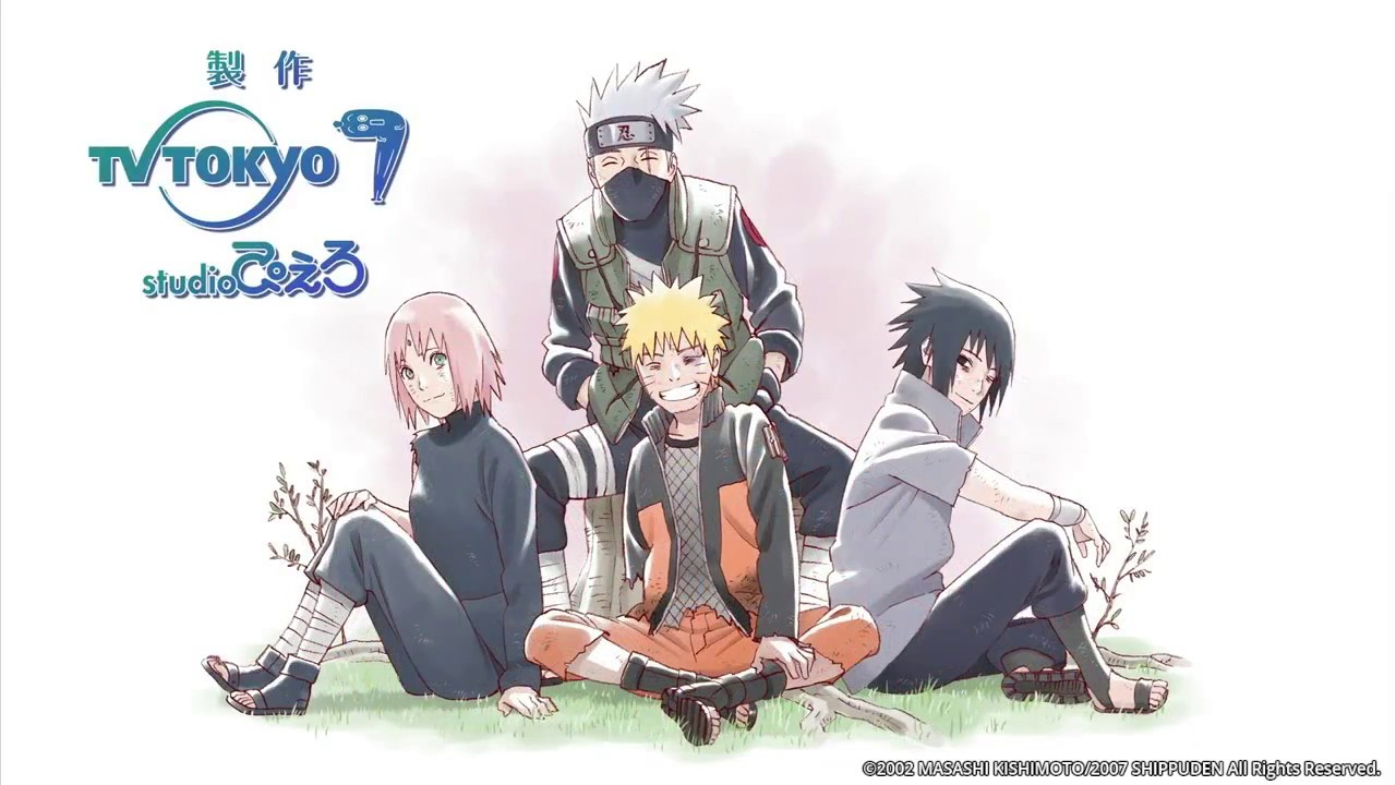 40 Hd Wallpaper Naruto Shippuden 3d: Naruto Shippuden Ending 40 ( Swimy Absolutely) HD