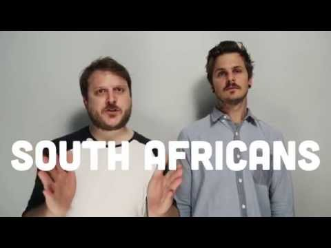 Differences between South Africans & Australians - Derick Watts & The Sunday Blues