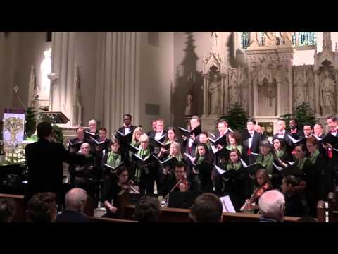 Wilberg: Infant Holy, Infant Lowly (SATB)