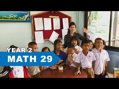 Year 2 Math, Lesson 29, Review Subtraction Within 100