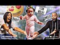 VLOGMAS 2020 | BABY'S FIRST STEPS!!!! 9 MONTHS OLD