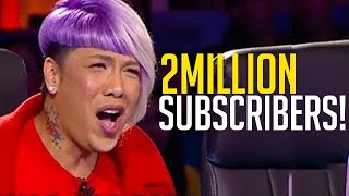 2 MILLION SUBSCRIBERS On Pilipina's Got Talent! Thank You Everyone!