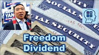 NFY Clip: Why the Yang Freedom Dividend will do more for retirees than Biden, Bernie, or Warren.