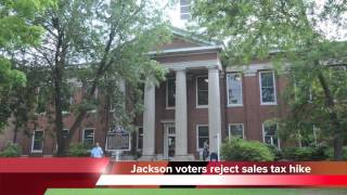 Jackson County Alabama residents reject sales tax increase