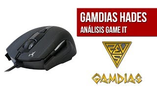 GAMDIAS HADES LASER EXTENSION [Unboxing y Análisis]