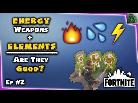 Fortnite - Energy + Elements vs Elemental Husk Guide - Ep. 2