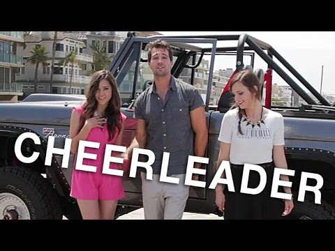 OMI  Cheerleader    James Maslow ft Tiffany Alvord & Megan Nicole