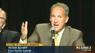 Peter Schiff Explains The Federal Reserve