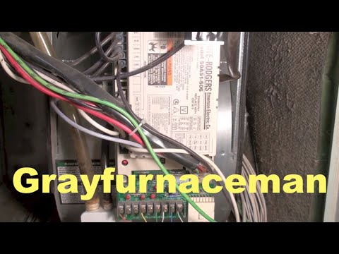 Error codes for Trane gas furnaces - YouTube