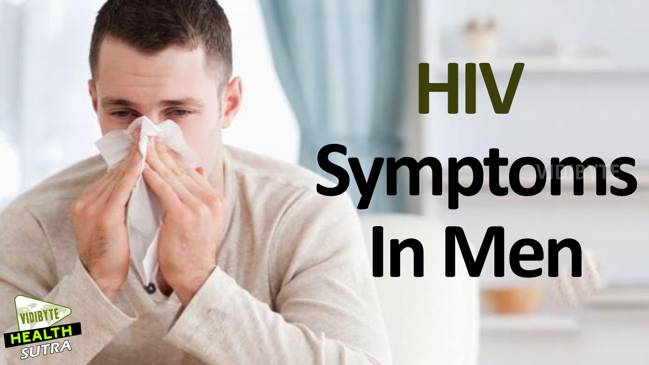 signs of aids and hiv male dating
