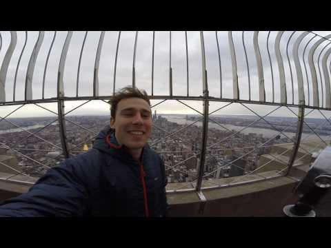 GoPro: New York City   January 2017