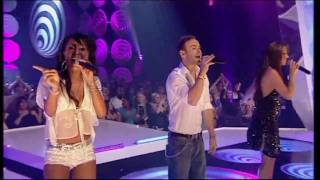 Quite a good performance of A Night To remember by Liberty X on Top...
